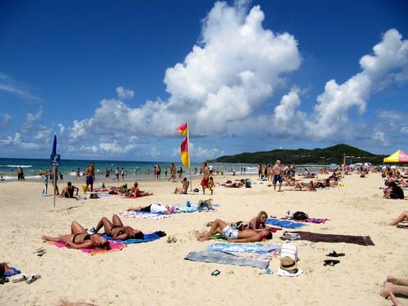 Summer in Byron Bay